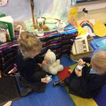 We love to use the prayer table.