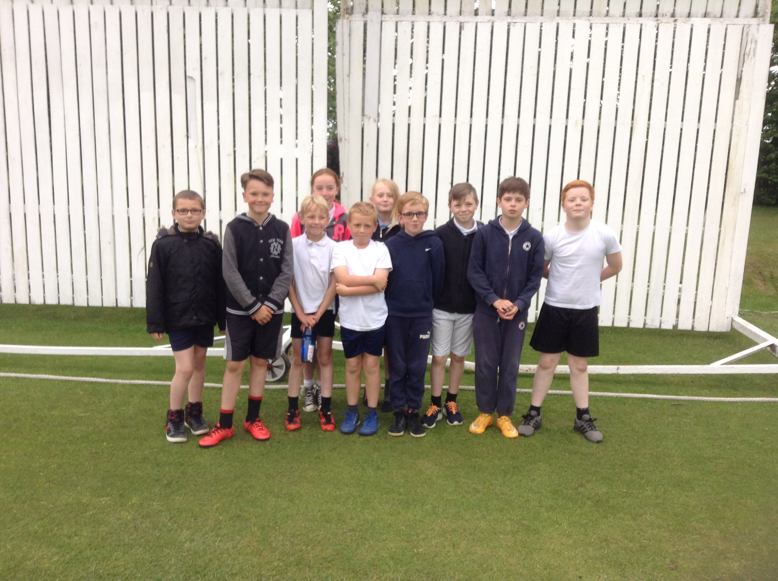 Police Sports Club cricket team